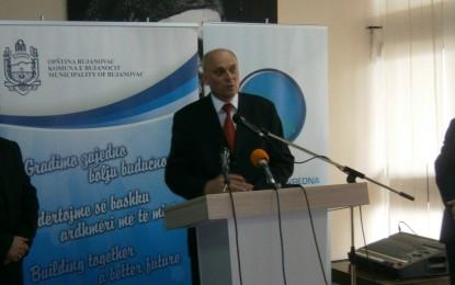 Në  Bujanoc hapet zyra e odës ekonomike të Leskocit(Video+foto)