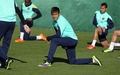 Neymar beson te titulli: Luftë deri në fund