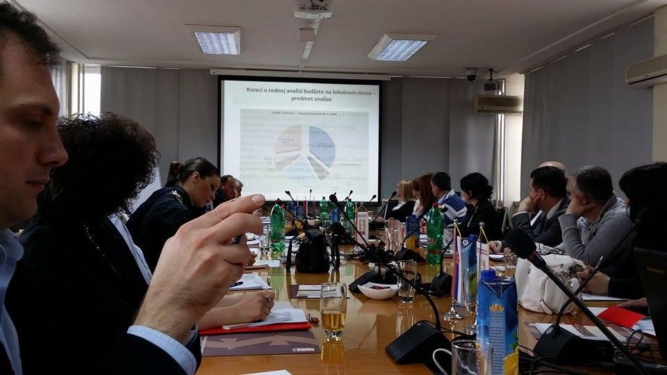 Kryetari Arifi realizon takime të shumta në Beograd