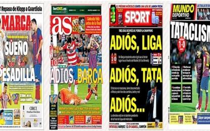 "Mediat spanjolle ""kryqëzojnë"" Barcelonën"