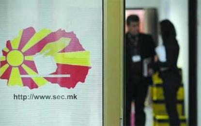 Maqedoni: Listat për deputetë po lustrohen
