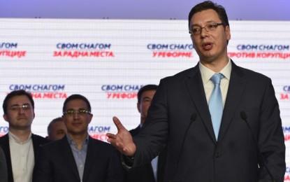 Kuvendi serb zgjedh qeveri  te re