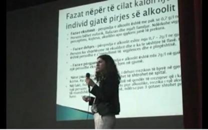 """Në Bujanoc mbahet tribuna """"Alkoholi, maturantët dhe ekskursioni"""""""