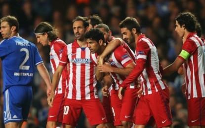 Atletico 'shkatërron' autobusin e Mourinhos, sfidon Realin në finale (VIDEO)
