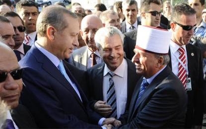 Kryetari i BFI-së në Maqedoni uron kryeministrin Erdogan