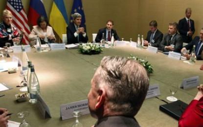 Gjenevë, marrëveshje për Ukrainën