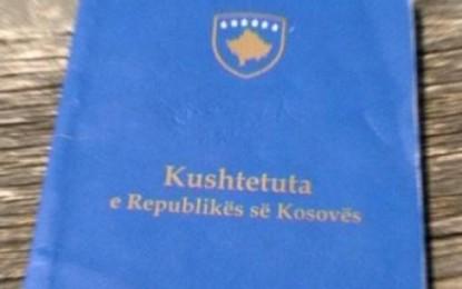 Kosova shënon sot Ditën e Kushtetutës