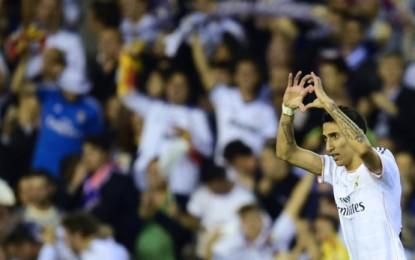 Live : Gool. Fanstatik Bale 1-2 për Realin