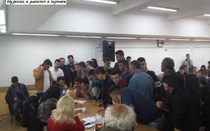 Komuna e Bujanocit mendon për studentët e saj