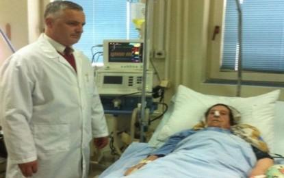Në Spitalin Rajonal të Gjilanit është kryer një operim i rrallë