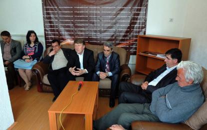 Bujanoc: Hapet zyra e shoqërisë civile