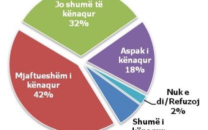 Popullariteti dhe sondazhet e opinionit