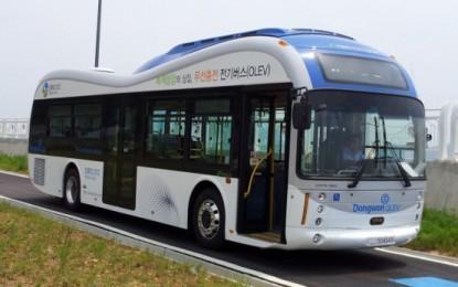 Në Zvicër, edhe autobusët lokalë me lidhje wireless