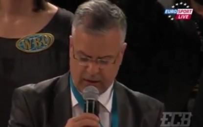 Dani interpreton himnin kombëtar shqiptar në Eurosport (Video)