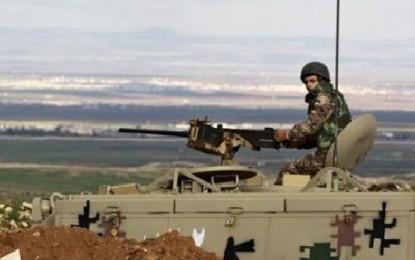 ordani i shqetësuar për ofensivën e rebelëve në jug të Sirisë