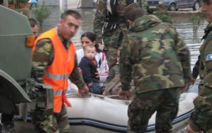Ja si Serbia i përgjigjet FSK-së, për ofrimin e ndihmës pas përmbytjeve