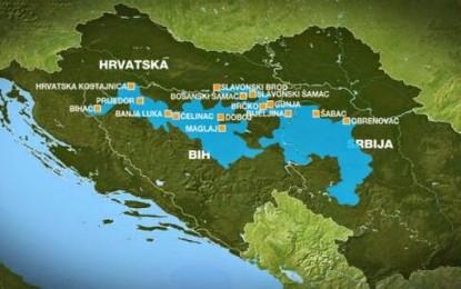 50 forca të FNSH-së së Shkodrës nisen për ndihmë në Serbi