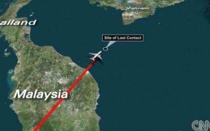 Publikohet biseda mes ekuipazhit të fluturimit MH370 dhe kontrollit të fluturimit (Video)