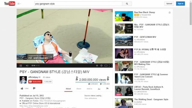 """Shqiptari, shikuesi i 2 miliardtë i """"Gangnam Style"""""""