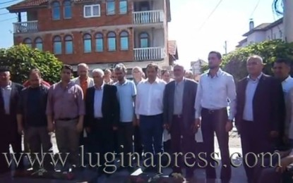 Homazhe tek Lapidari i Ridvan Qazimit-Lleshi(Foto+Video)