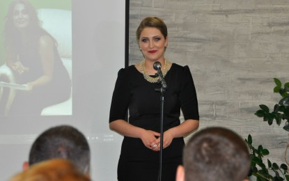 "Bujanoc: Promovohet libri ""Kur Lulëzoi Pritja"" i autores Diniela Lera Vehbiu, nga Tirana"