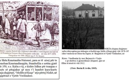 Kufiri mes Bujanocit dhe Vrajës më 1879 në Ristoc u vendos me bekimin e kongresit të Berlinit më 1878