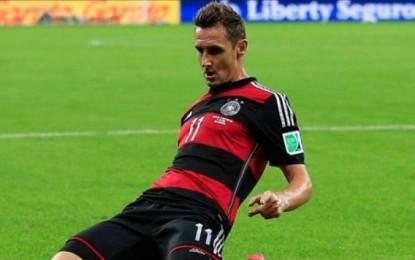 Klose: Ka ardhur koha e Gjermanisë