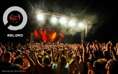 DJ Protone në Reload Streets festival