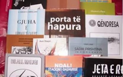Shkollat shqipe janë furnizuar me tekstet shkollore falas në gjuhën shqipe