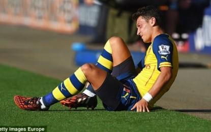 Arsenali ndalohet edhe nga Leicester City