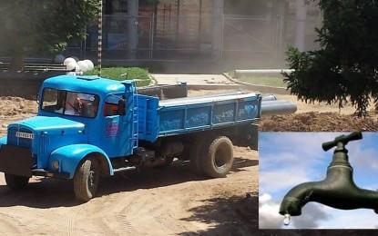 Intensifikohen punimet në sheshin e Bujanocit