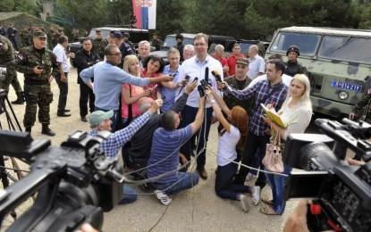 Vuçiq: Nxënësit shqiptar nga jugu i Serbisë nesër me tekste shkollore (VIDEO)