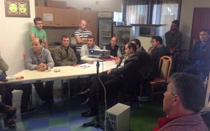 QSA në Austri mbajti takim me bashkatdhetarët në Attnang(Foto)