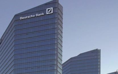 Deutsche Bank me humbje