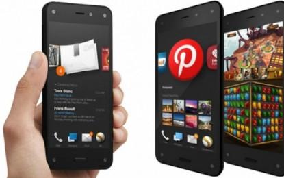 Amazon thotë se ka gabuar me çmimin e Fire Phone