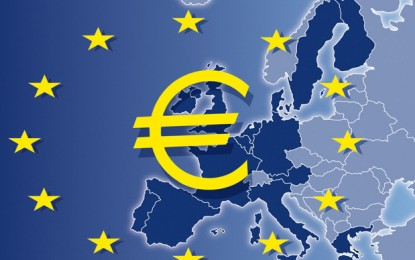 Eurozonë, inflacioni rritet lehtë