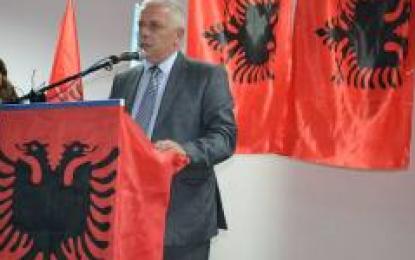 Mesazh urimi i kryetarit të komunës së Bujanocit Nagip Arifit për 28 Nëntorin