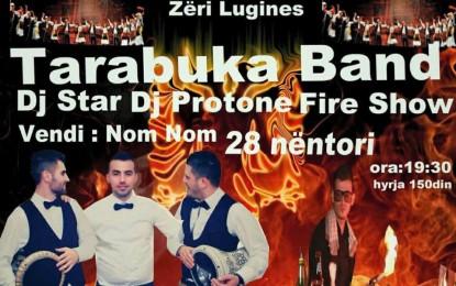 """Bujanoc:Ejani në mbrëmjen festive  """"28 nëntori party """" (Video)"""
