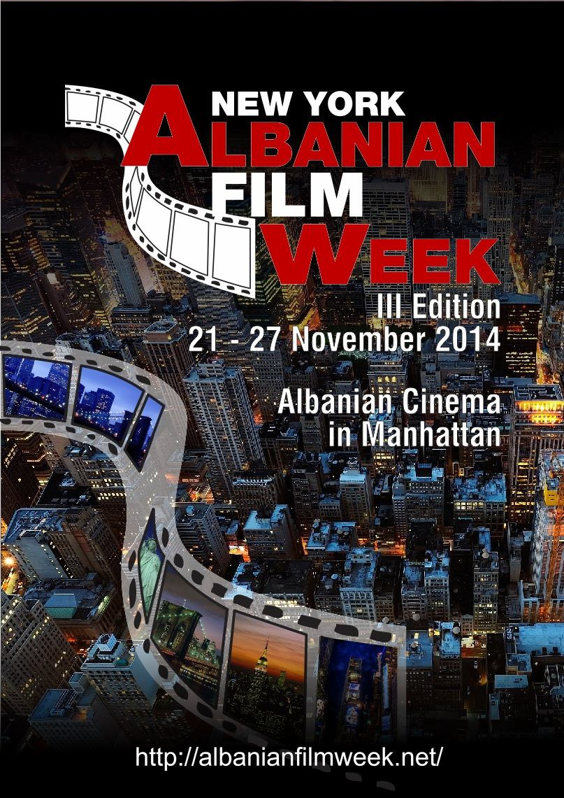 Albanian-Film-Week-third-edition-poster