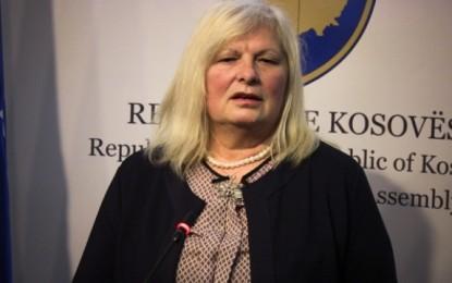 Flora Brovina: Tash jemi gati për seancë