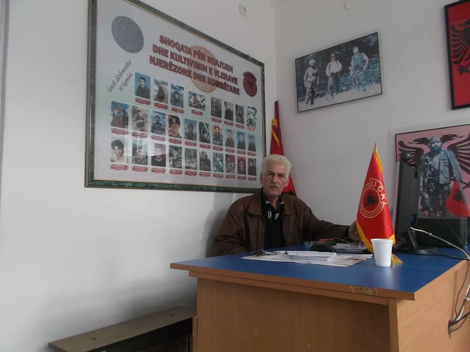 Ftohet në polici kryetari i OVL-së në Preshevë
