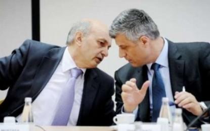 Takohen Thaçi e Mustafa, merren vesh për ndarjen e posteve