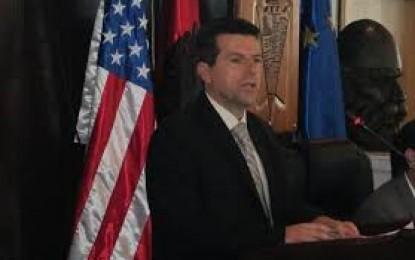 Medvegjës i takon që  Kryetari të jetë Shqiptarë