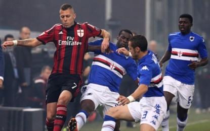 Sampdoria nuk e lëshon Milanin