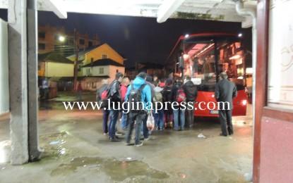 Migrimi i kosovarëve nuk ka të ndalur,nga Bujanoci drejt europës(foto)
