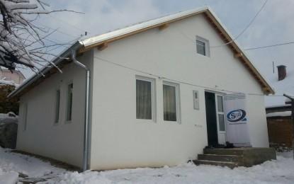 Familja Hetemi nga fshati Bilaç e gëzon shtëpinë e re