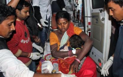 Indi, të paktën 54 viktima nga një seri sulmesh mes bandave fisnore