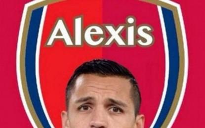 """Humor me Sanchezin, po e nxjerr Arsenalin prej """"lloqi"""" (FOTO)"""