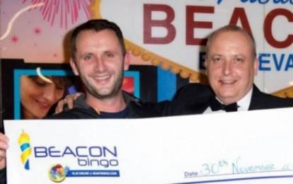 """Shqiptari hyn në """"Guinness"""", fiton 100 mijë paund në bingo"""
