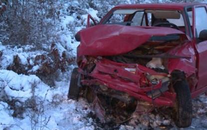 Shtatë të lënduar në aksidentin në Ohër